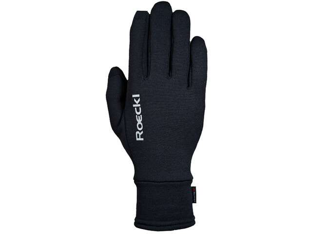 Roeckl Kailash Handschuhe schwarz